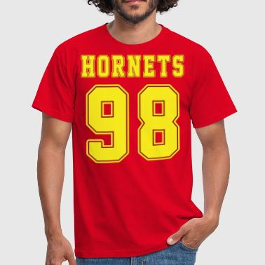 Equipe de Football de Herrington High Hornets - T-shirt Homme