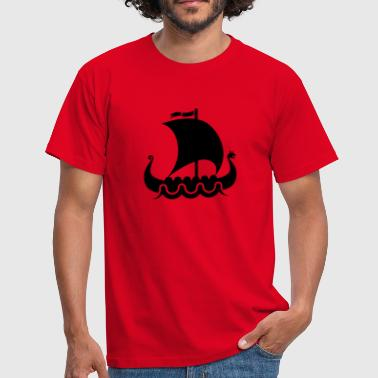 vikings viking - T-shirt Homme
