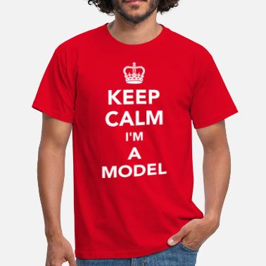 Models Model - Männer T-Shirt