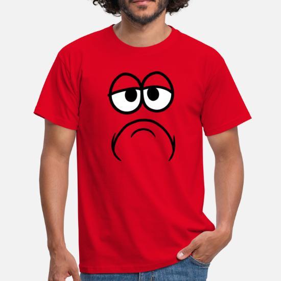 Mund Shirt Gesicht Clipart Lustig Männer Ko Cartoon T Comic
