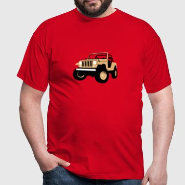 Jeep - T-shirt Homme