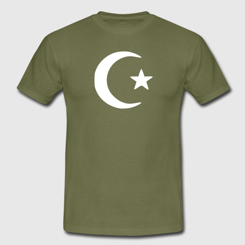 Islam Crescent Moon Star By Prinz Spreadshirt