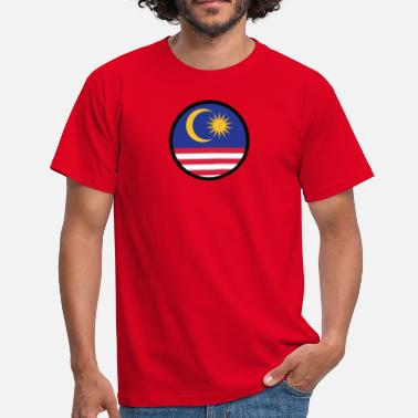Penang Marked By Malaysia - Men's T-Shirt