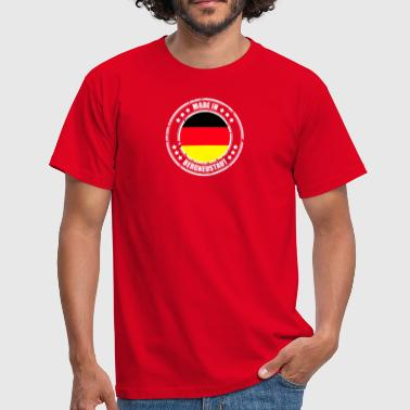 MOUNTAIN NEUSTADT - Herre-T-shirt
