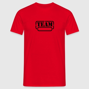 name your team - Camiseta hombre
