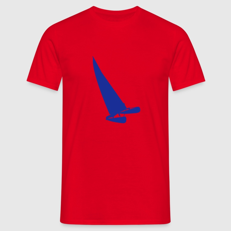 Catamaran - Men's T-Shirt