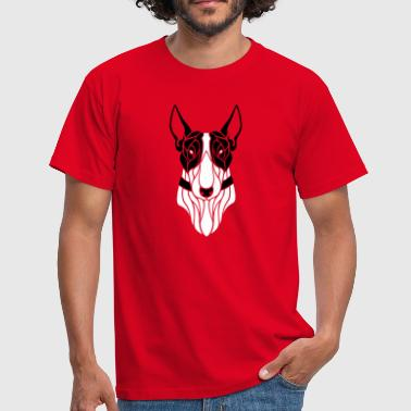 Bull Terrier - Men's T-Shirt