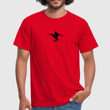 karate - Herre-T-shirt