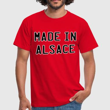 made in alsace - T-shirt Homme