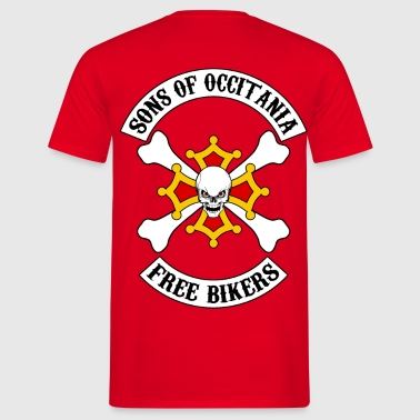 sons of occitania 2 - T-shirt Homme
