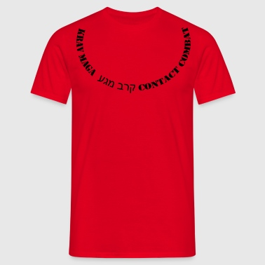 km_neckline - Men's T-Shirt