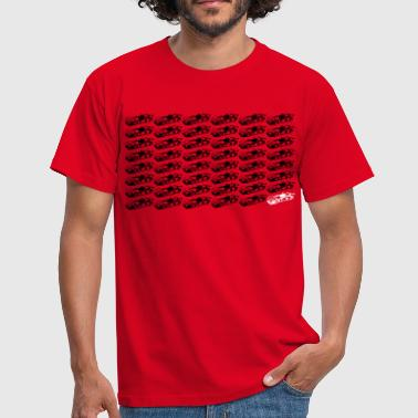 Repeating Westfield repeat - Men's T-Shirt