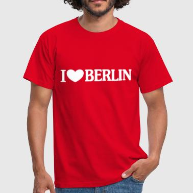 I love Berlin - T-shirt Homme
