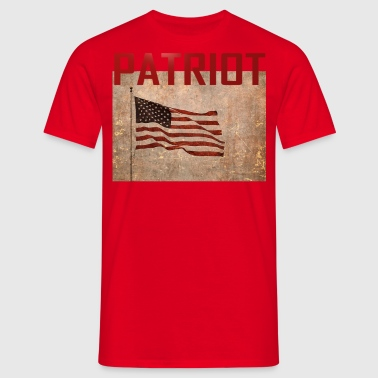 Patriot USA TShirt - Men's T-Shirt