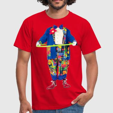 Mini Clown Body - Men's T-Shirt