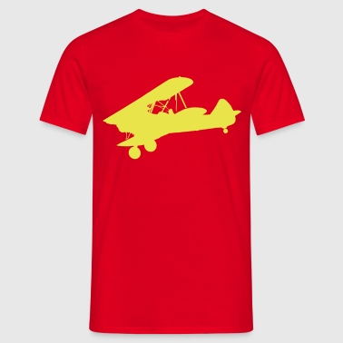 Boeing Stearman Model 75 - Men's T-Shirt
