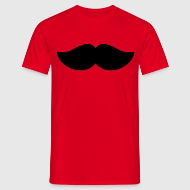 Moustache - Men's T-Shirt