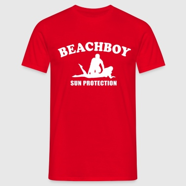 BEACHBOY Sun Protection - Männer T-Shirt