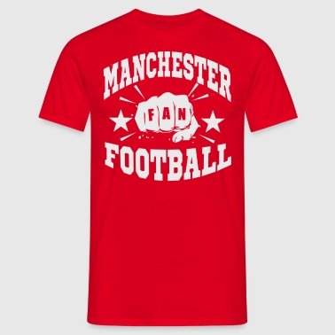 Manchester Fan - T-skjorte for menn