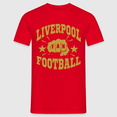 Liverpool_Fan - Men's T-Shirt