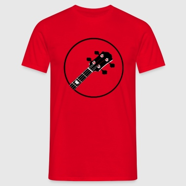 Tee shirt Bass player - T-shirt Homme