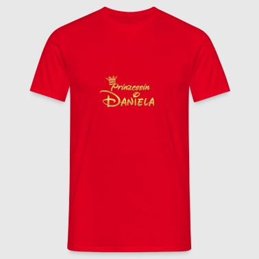 PRINCESS PRINCESS QUEEN GIFT Daniela - Men's T-Shirt