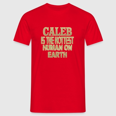 Caleb - Men's T-Shirt