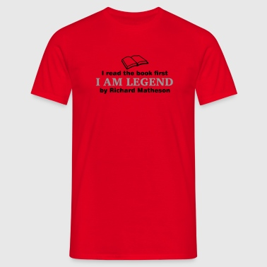 I Am Legend T-Shirt - Men's T-Shirt