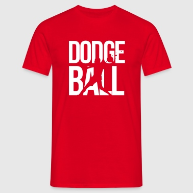 dodgeball - Men's T-Shirt