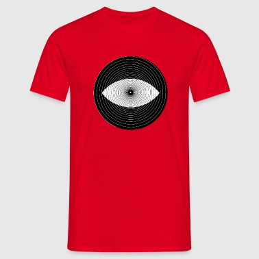 eye - T-shirt Homme