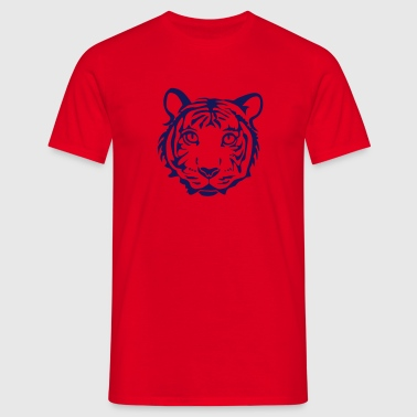 chat tigre lion - T-shirt Homme