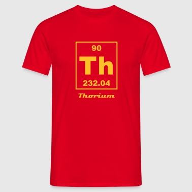 Element 90 - th (thorium) - Small - T-shirt Homme