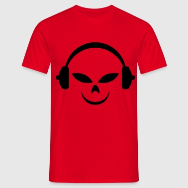 disc jockey - T-shirt Homme