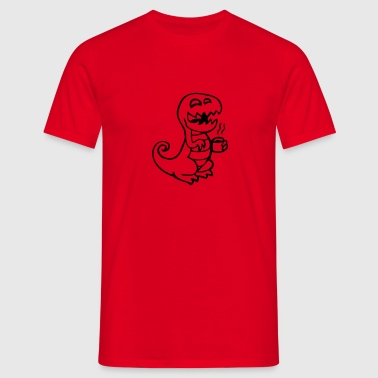t rex - Men's T-Shirt