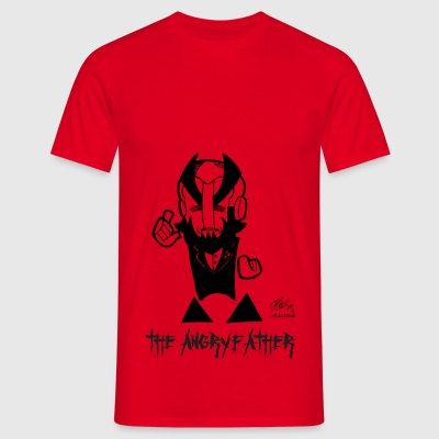 THE ANGRYFATHER - T-shirt herr