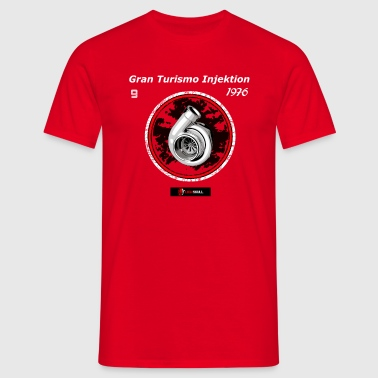 Gran Turismo Injektion Turbo - Männer T-Shirt