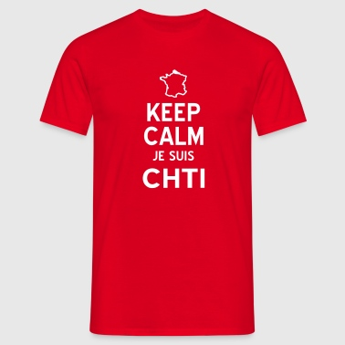chti - T-shirt Homme