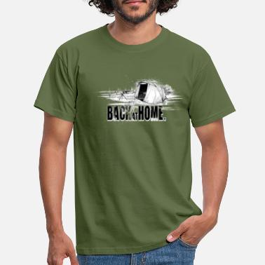 Back at home - Men's T-Shirt