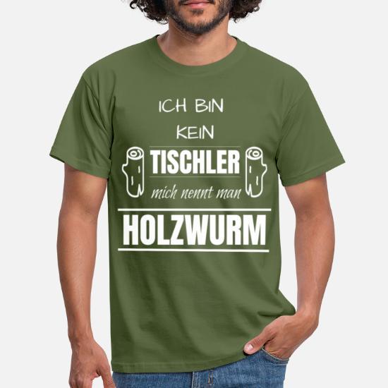Tischler Schreiner Schreinerei Beruf Geschenk Spruch Sweatshirt
