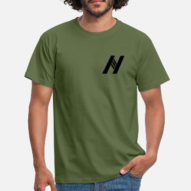 Nano NANO simple N - T-shirt Homme