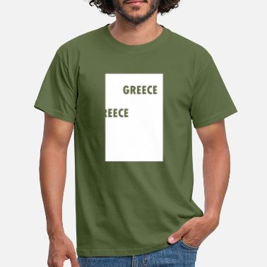 Hercules GREECE shirt 5GREECE shirt 5 - Männer T-Shirt