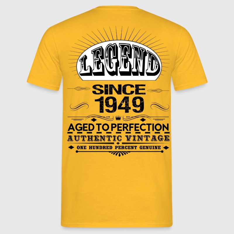 LEGEND SINCE 1949 - Men's T-Shirt