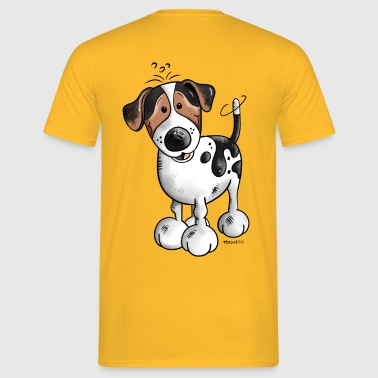 Jack Russell Terrier - T-shirt Homme