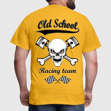 Old School Racing Team 02 - T-shirt Homme