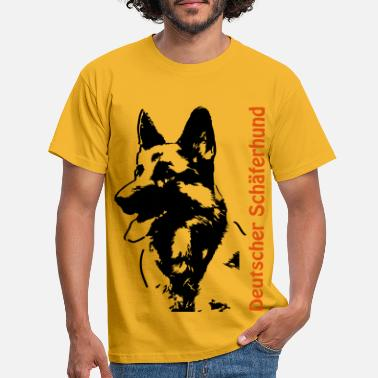 Bière Berger Allemand bières chiens-all i want to do is Standard Unisexe T-Shirt