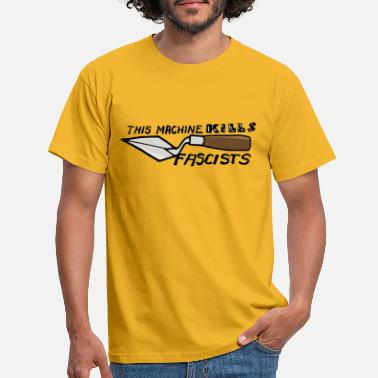 Archéologie This machine kills - T-shirt Homme