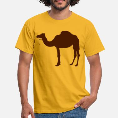 Camel Camel - Men's T-Shirt