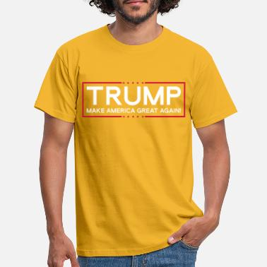 Trump TRUMP for President 2016 - Men's T-Shirt