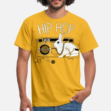 Cool HipHop - Mannen T-shirt