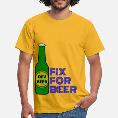 Fix for beer - Men's T-Shirt